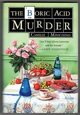 The Boric Acid Murder by Camille Minichino 1st ed
