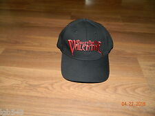NWT-  Bullet For My Valentine Logo Official fitted Baseball Cap
