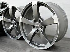 Audi A6 Lim/Avant 4F 4F2 4F5 C6 18 Zoll Alufelgen DBV Torino ET40 Anthrazit