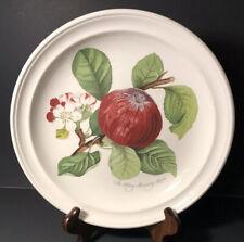 Pomona Portmeirion The Hoary Morning Apple Dinner Plate - Old Stamp