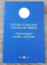 Conversazioni Su Dio e l'Uomo. Gius. Laterza & Figli