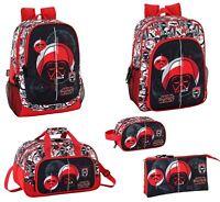 Star Wars Galactic Mission Boys Girls Backpack Red  Rucksack Travel School Bag