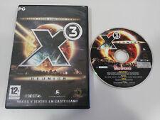X3 X 3 REUNION NEGOCIA LUCHA CONSTRUYE PIENSA JUEGO PC DVD-ROM EDIC ESPAÑA