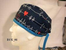 Cuffia chirurgica - Sottocasco - Bandana - Surgical cap -  ECG_01