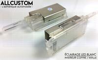 1 LED ECLAIRAGE BLANC COFFRE MALLE INTERIEUR pour PEUGEOT 206 206+ CC GTI S16 RC