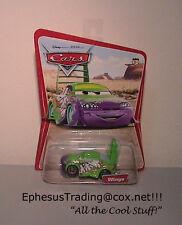 Disney Pixar Cars Wingo Desert Card No Logo 12 Back 1st Filmore Error 1/55 NEW!