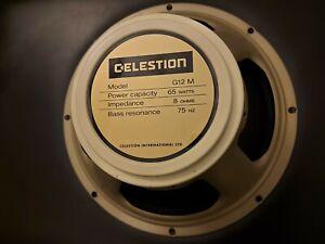 Celestion G12M 65 Creamback 8ohm