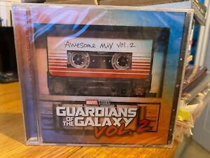 GUARDIANS OF THE GALAXY - awesome mix: vol 2 (CD) - new/sealed 050087368715