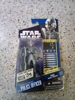 STAR WARS : The Clone Wars, *Mandalorian Police Officer* Figure,  Hasbro - NEW
