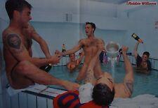 ROBBIE WILLIAMS - A3 Poster (ca. 42 x 28 cm) - Clippings Fan Sammlung NEU