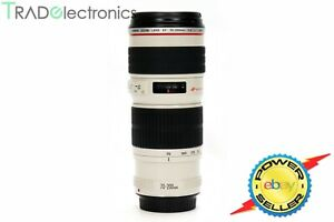 (👍Great) Canon EF 70-200mm f/4 L USM Telephoto Zoom Lens for Canon EF mount