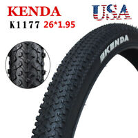 KENDA K1177 Mountain Bicycle 26*1.95 22TPI Tyre 65PSI Drainage Non-slip Tire 1PC