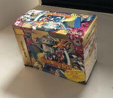 Rockman X4 - Special Limited Pack - Sega Saturn - JAP - Capcom