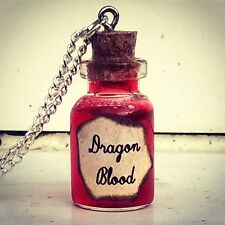 Dragon Blood Collana-GAME OF THRONES-GIOIELLI-Natale Stocking Filler