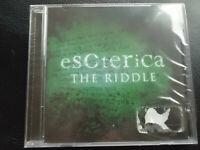 ESOTERICA    -   THE  RIDDLE   , CD   2010  ,  ALTERNATIVE   ROCK ,   NEU &  OVP