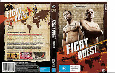 Fight Quest:Dicovery Channel-2007/2008-TV Series USA-2 Disc-DVD