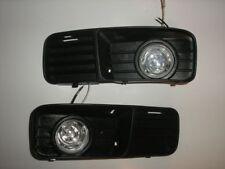 FEUX PHARES ANTI-BROUILLARDS AVEC GRILLE POUR VW POLO SALOON CLASSIC 97-2000
