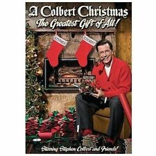 A Colbert Christmas: The Greatest Gift of All DVD