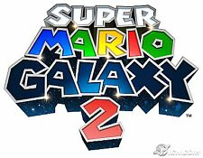 Super Mario Galaxy 2 (Nintendo Wii, 2010) GAME AND CASE WORKS WELL NES HQ