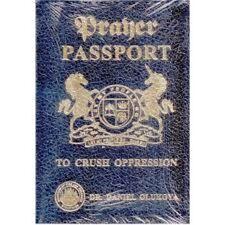 Prayer Passport (Leatherbound Edition) by Dr. D. K. Olukoya