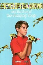 Encyclopedia Brown and the Case of the Jumping Frogs (Paperback or Softback)