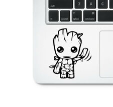 Baby Groot- Guardians of the Galaxy Apple Laptop/Desktop Vinyl Decal Sticker