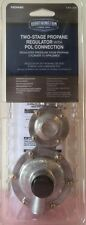 Worthington Two-Stage Propane Regulator with POL Connection - GRA-200