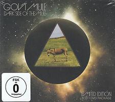 GOV´T MULE dark side of the mule 3CD + DVD NEU OVP/Sealed