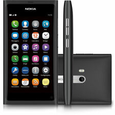 "NOKIA N series N9 N9-00 16GB 8MP 3.9""  Windows Unlocked Smartphone Wifi Black"
