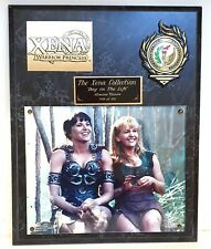 More details for xena limited edition collectors plaque day in the life