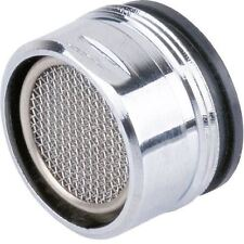 Water Saving Faucet Tap Aerator Nozzle M28mm 28 mm Male with Metal Basket