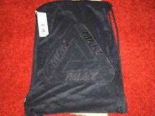 PALACE SKATEBOARDS X ADIDAS GYMSACK SHOULDER BAG BACKPACK NAVY BLUE