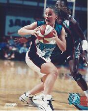 JENNIFER RIZZOTTI 8x10 LICENSED WNBA COLOR PHOTOGRAPH CLEVELAND ROCKERS UCONN