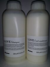 Davines LOVE CURL Shampoo and Conditioner liters Set**