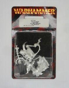 Ikit Claw Arch-Warlock Skaven Metal Blister Warhammer Age of Sigmar AOS NIB