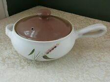 Denby Langley HARVEST 1 Quart Round Covered Casserole Dish, No Signs Of Use