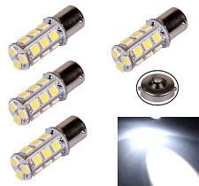 10 X Car RV Trailer White 1156 BA15S 5050 18smd LED Light Bulb 7503 1141 1073