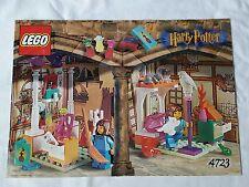 LEGO HARRY POTTER 4723 SOLO LIBRETTO ISTRUZIONI