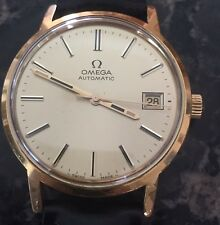 OMEGA AUTOMATIC MANS VINTAGE WATCH 17 JEWELS- 37770041