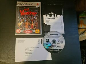 The Warriors PS2 (PlayStation2) Boxed with manual. Free P+P. FAST DISPATCH.