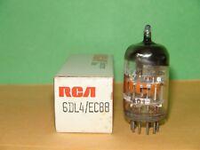 RCA Siemens EC88 6DL4 Vacuum Tubes Marantz 10B