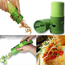 Fruit and Vegetable Twister Easy Garnish Veggie Processing Device