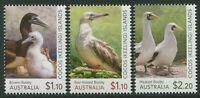 COCOS (KEELING) ISLANDS: BOOBY BIRDS 2020 - MNH SET OF THREE (BL375)