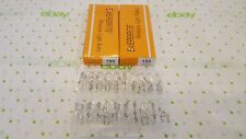 2 Boxes of 10 Side Marker Light Bulb-Standard Lamp - Boxed EVERBRITE 194