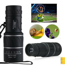30X52 DOUBLE ZOOM MONOCULAR SPOTTING SPOTTER BIRD WATCHING TELESCOPE SPORT SCOPE