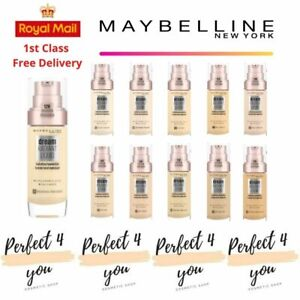 Maybelline Dream FOUNDATION with hyaluronic acid Brand NEW Various Shades UK