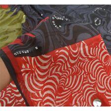 Sanskriti Vintage Indian Sari 100% Pure Silk Embroidered Premium Sarees Fabric