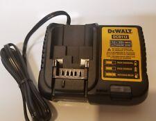 DeWalt DCB112 12v 20V 12 20 Volt Max Lithium Ion XR Battery Charger Li-Ion