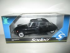 CITROEN DS 1963 REF.8035 SOLIDO PRESTIGE SCALA 1:18