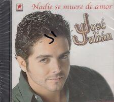 Jose Julian Nadie Se Muere De Amor CD New Sealed